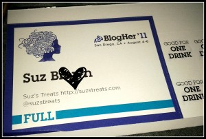 BlogHer Badge