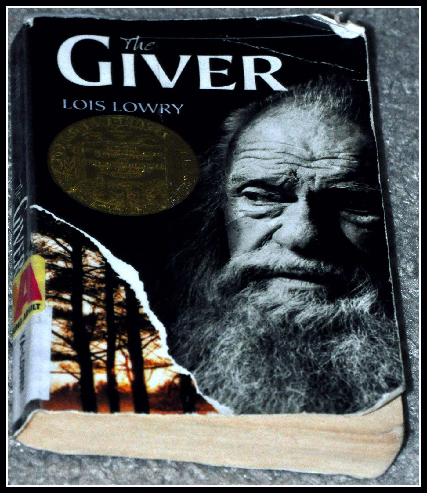 THE GIVER | Suzs Treats