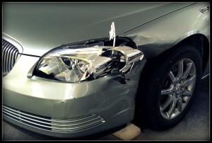 Buick Crash