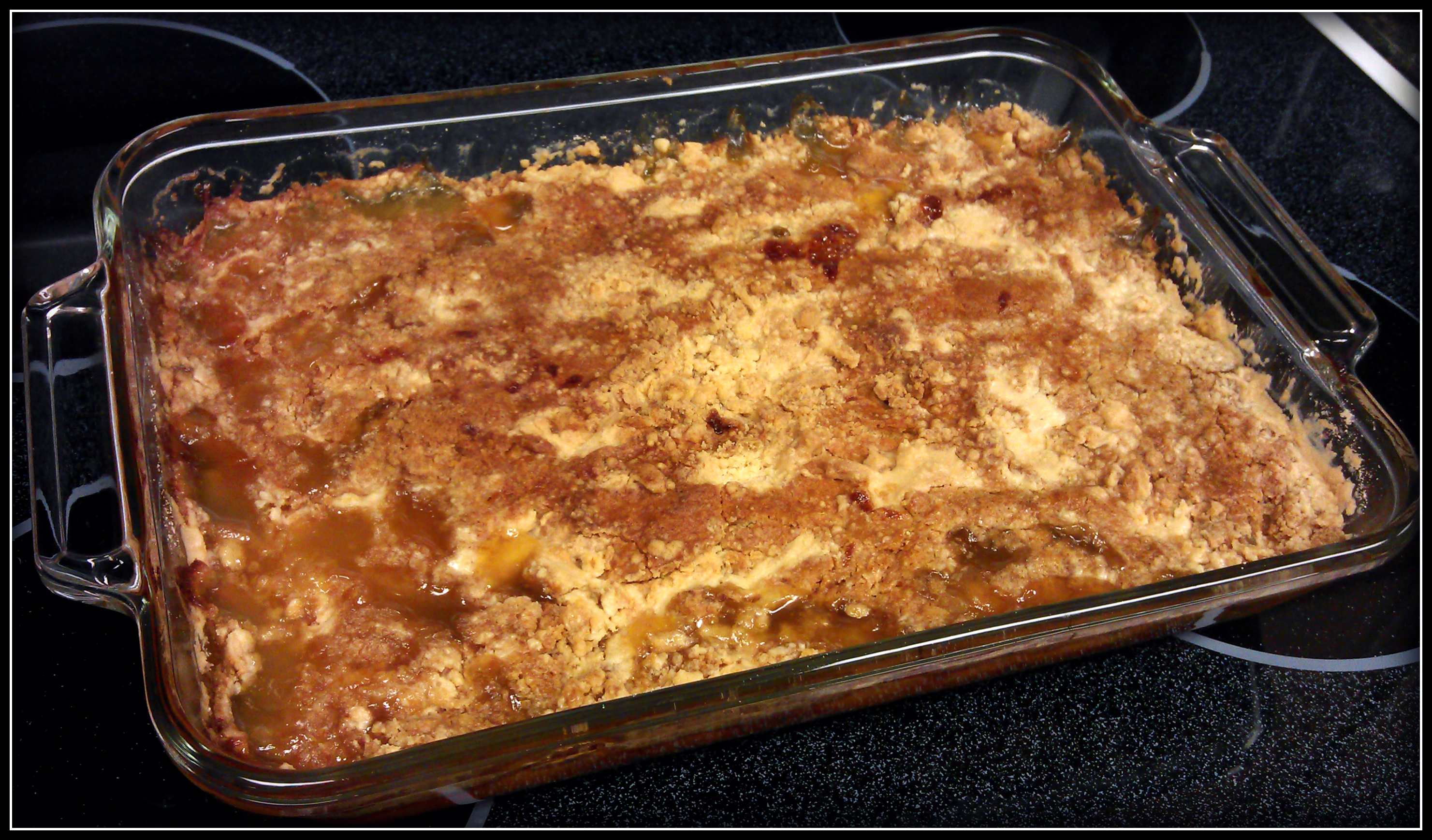 Pioneer Woman Peach Cobbler With Cake Mix