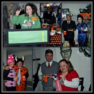 Halloween Party Costumes