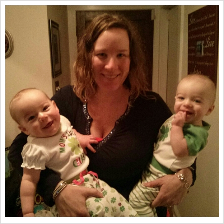 Happy first St Patty's day Lucy & Zach!