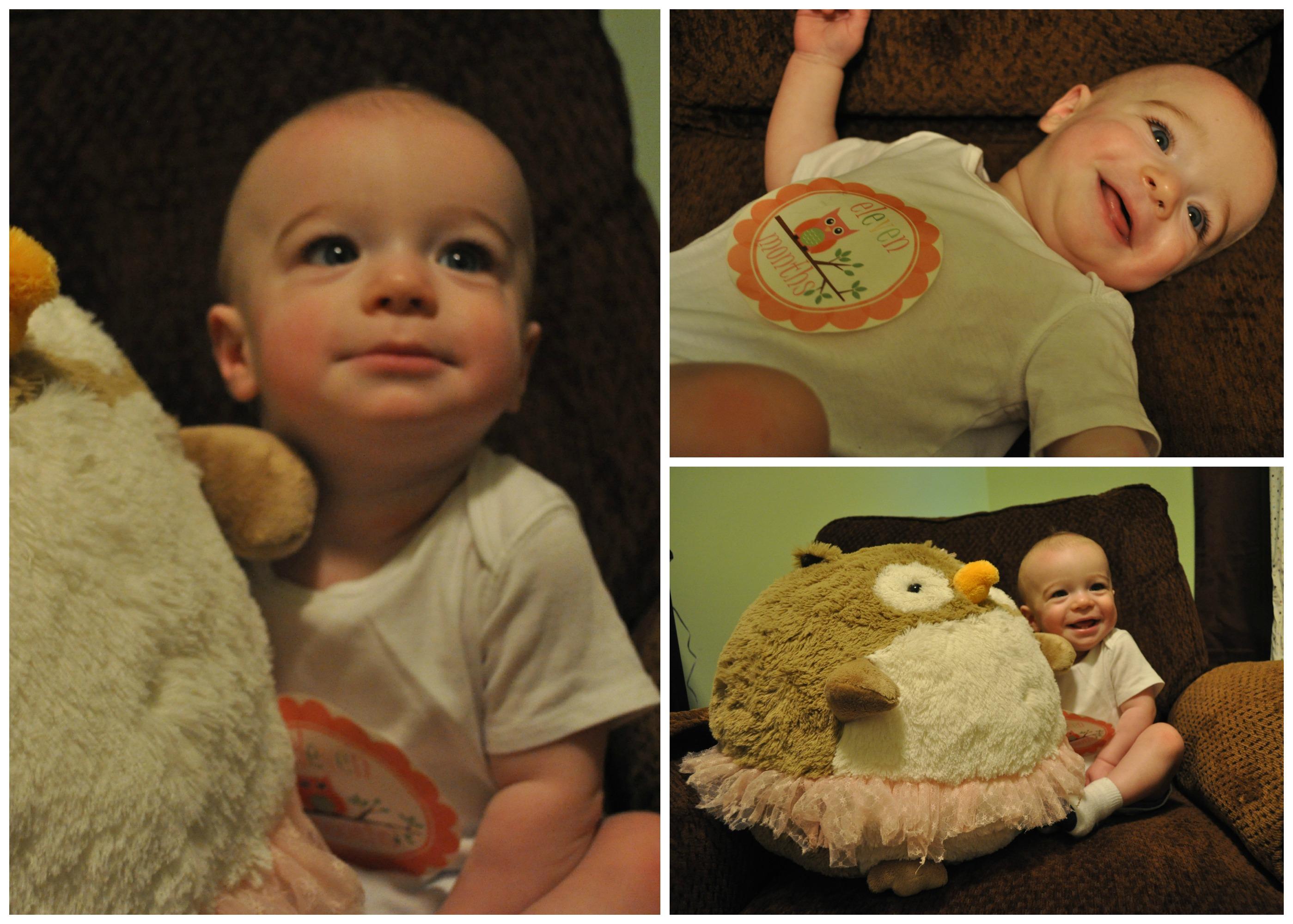 Zach 11 months