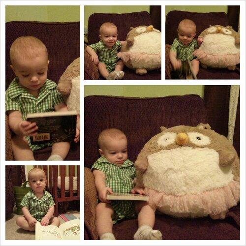 Zach 14 months