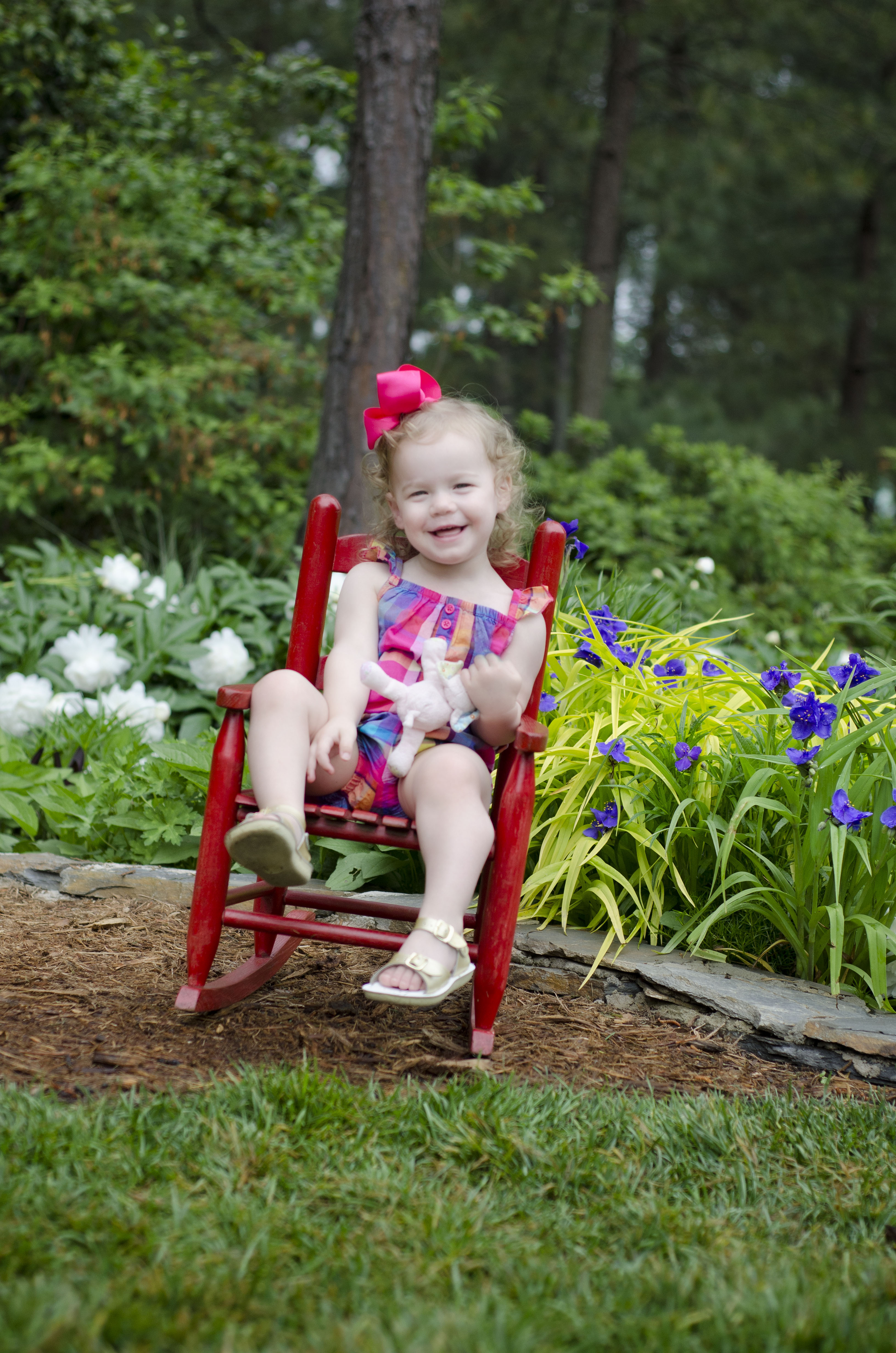 Lucy 2 year chair