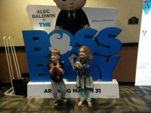 Zach & Lucy Boss Baby