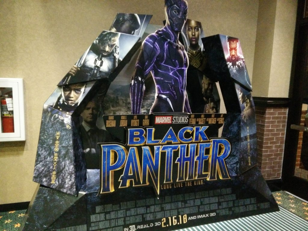 Suzs Treats Black panther