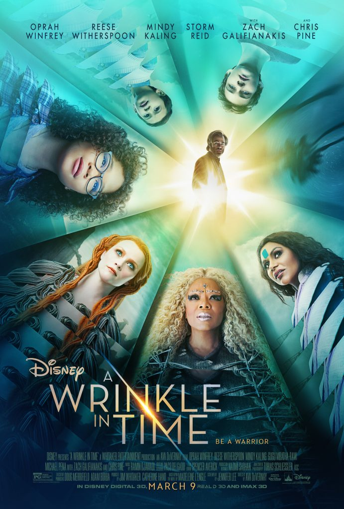 Suzs Treats Wrinkle in Time